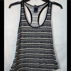 NIKE Womens 100% cotton tank top blouse small
